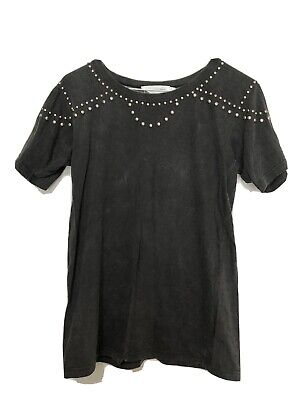 Isabel Marant Etoile Studded Detail T-shirt