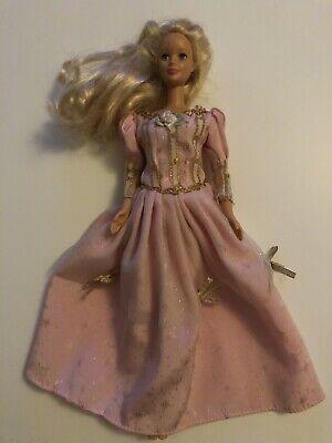 Vintage Barbie Sleeping Beauty 90's Doll Please Read