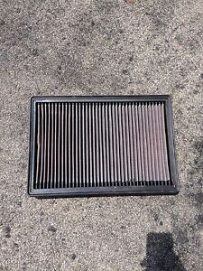 "K&N air filter 5.7 hemi dodge ram ""high flow"""