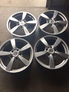 Porsche Cayman s replica wheels