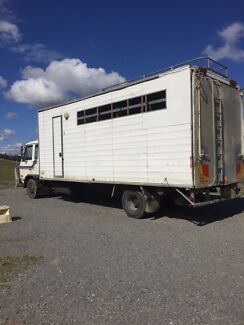 4 Horse Truck with living