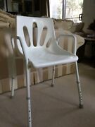 Shower chair in excellent condition Campbell North Canberra Preview