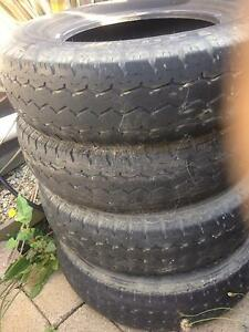 185 14C tyres x 4 Prospect Vale Meander Valley Preview