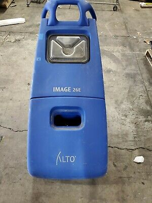Clarke Alto Image 26e Electric Commercial Walk Behind Carpet Extractor Cleaner