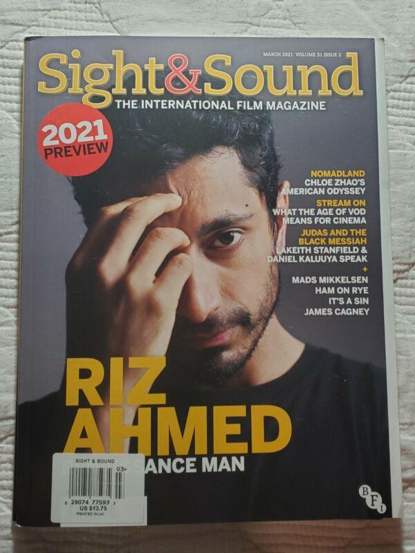 RIZ AHMED SIGHT & SOUND MAGAZINE MARCH 2021