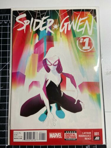 Spider Gwen #1 1ST PRINT COVER A  VF/NM Comic Book