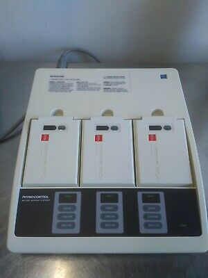 Medtronic Physio Control Battery Support System 2