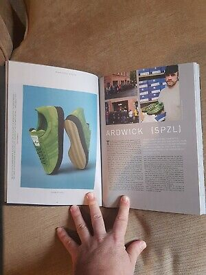 Adidas Spezial A Review A Preview Book  2014 S/S 2015 A/W 2015 S/S 2016 ardwick,