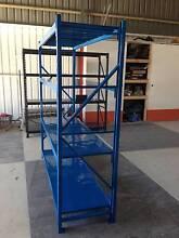 Garage Storage Warehouse Shelving Steel Racking Tyre Racks NEW Delacombe Ballarat City Preview