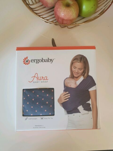 Ergobaby wrap for sale (never used)   Baby Carriers ...