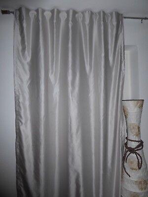 JAB ANSTOETZ Vorhang/Gardine, 145cm breit, 285 lang, Residenz-Stil gebraucht kaufen  Gütersloh