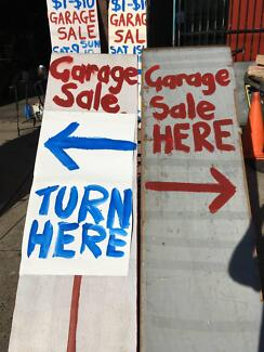 Note Date change Now 24/3 Retro Garage Sale collectible $1-$10