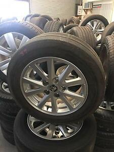 """Holden 16"""" Wheels and Rims Dandenong Greater Dandenong Preview"""