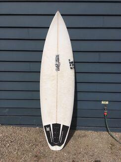 JS Monsta3 6.0 surfboard