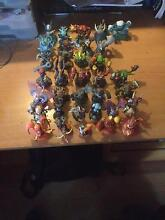 Various Skylander Figures, and the games + portal Notting Hill Monash Area Preview