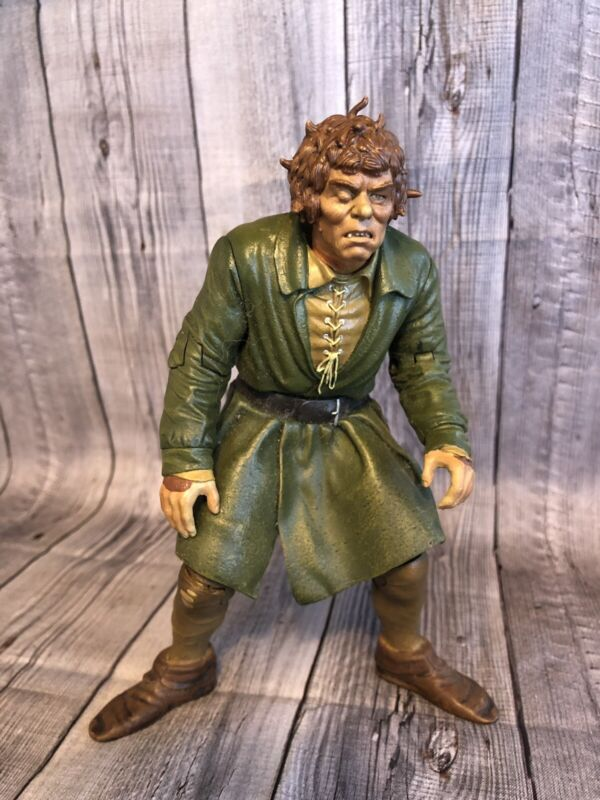 """Lon Chaney HUNCHBACK OF NOTRE DAME 7"""" figure Sideshow Toys 2000"""