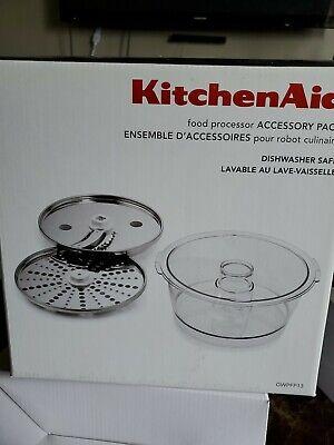 KitchenAid food processor ACCESSORY PACK
