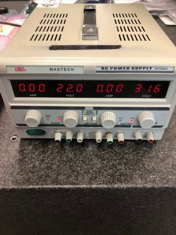 Mastech DC Power Supply GPC3050D