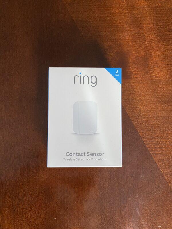 Ring Alarm - Door/Window Contact Sensor 2nd Gen (2-Pack)