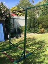 Free Satanding chin up bar and boxing bag stand Littlehampton Mount Barker Area Preview