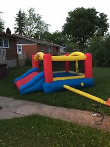Bouncy games for rent jeu gonflable a louer 50$ West Island Greater Montréal image 3