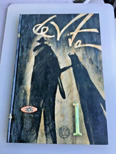 TOM  DE VITA  -  ODD ART  UNAUTHORIZED   -  ed hardy publishing