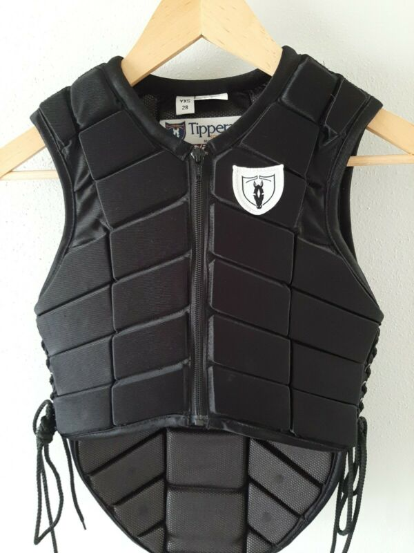 Tipperary Equestrian Eventer Vest, Youth Xsmall 28