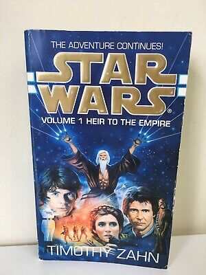 Star Wars Volume 1 Heir to the Empire by Timothy Zahn Paperback