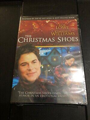 THE CHRISTMAS SHOES: Rob Lowe and Kimberly Williams - HALLMARK Movie ()