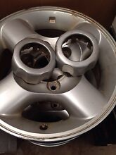 Nissan navara wheels Welshpool Canning Area Preview