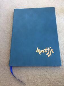 Matisse Book - 1982