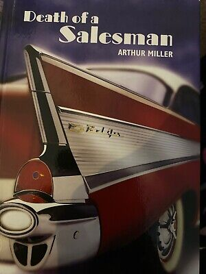 death of a salesman Arthur Miller a Level Book