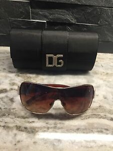 Authentic Dolce and Gabbana sunglasses.