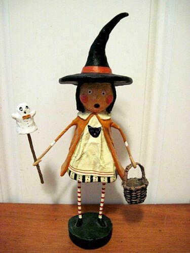 ESC Lori Mitchell NEW Halloween Enchanted Eliza Witch Figure