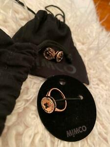 MIMCO RING EARRINGS SET