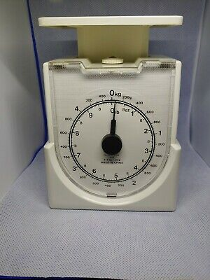 VIntage Weight Mechanical Food Scale.