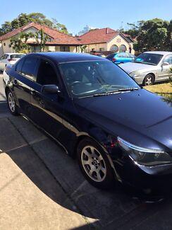 BMW 525i msport 2005