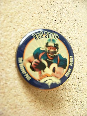 Denver Broncos Rod Smith Lapel Pin Denver Post 9News 850 Koa