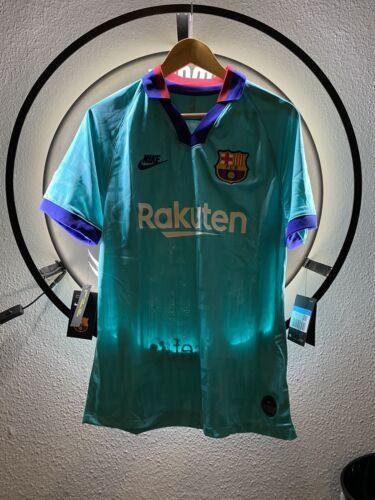 Nike | FC Barcelona Herren Ausweichtrikot 3rd Trikot 2019/2020 | Gr.M