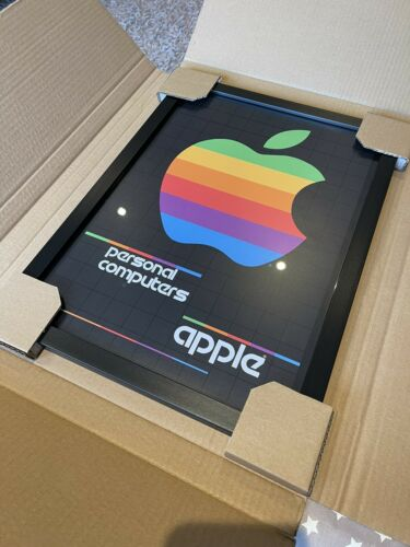  1980 Apple Computers Poster - Print Only