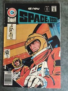 Space:1999 Bronze Age Comics-get all for $15.