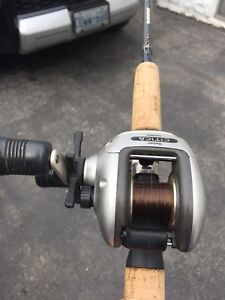 Bait caster and ultra lite FOR SALE