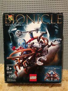 Lego 8595 - Bionicle - Takua & Pewku