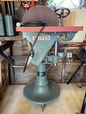 Oliver 15 Disk Sander Model 182d