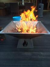 Local Made Rustic FIRE PIT. Patio Heater. Lag b'Omer. Corten Montrose Yarra Ranges Preview