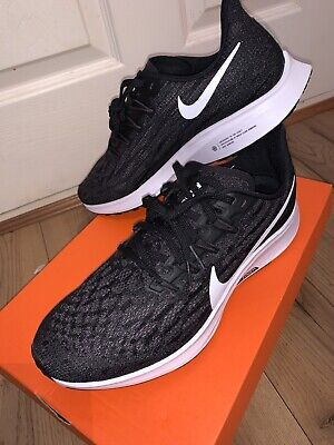 Nike Air Zoom Pegasus 36 Black white-thunder Grey Uk9 Eur42 Lot