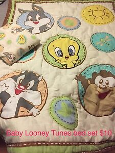 Crib/toddler bedding sets