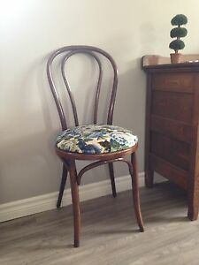 Antique Bamboo Chair