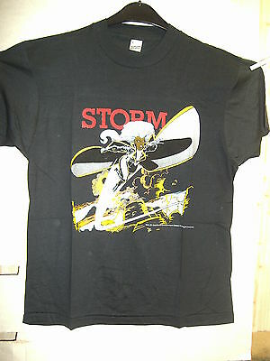 Vintage T-Shirt: Storm (of X-Men) (Marc Silvestri) (L) (USA, 1988)