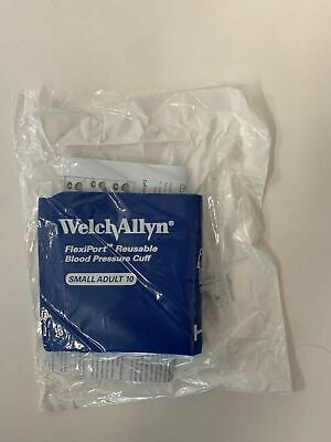 Welch-allyn Resue-10 Flexiport Reusable Blood Pressure Cuff Brand New